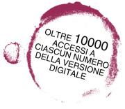 oltre 4000 accessi a ciascun numero della versione digitale