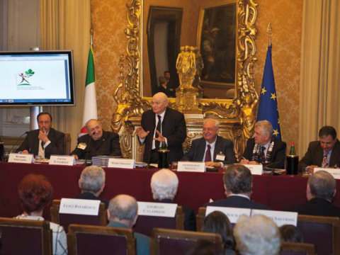 Premio Internazionale Brunello di Montalcino Case Basse Soldera 2012
