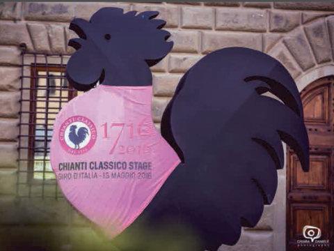 Chianti Classico Stage: la nona tappa del Giro d'Italia 2016 dedicata al territorio del Gallo Nero