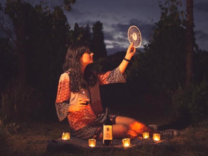 Calici di stelle: in Toscana eno-picnic al chiaro di luna