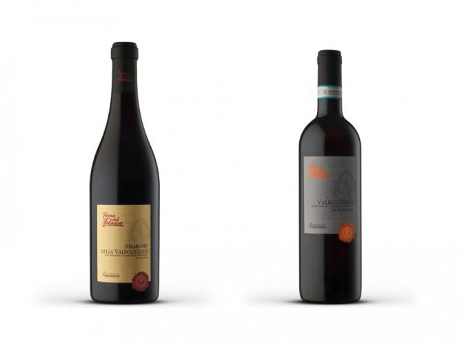 Nuovo wine packaging per Cantina Valpantena: colore e design di tendenza