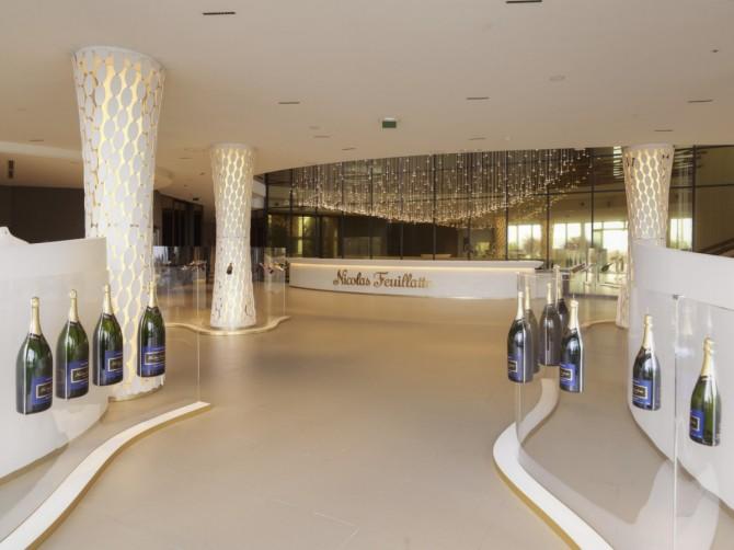 Il Centro Vinicolo – Champagne Nicolas Feuillatte conferma la sua strategia per la costruzione di brand equity