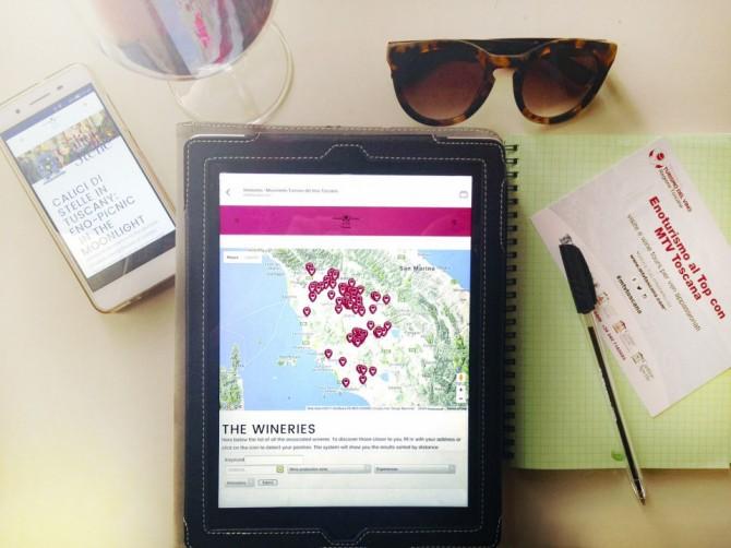 Calici di Stelle: L'estate del vino toscano parla inglese